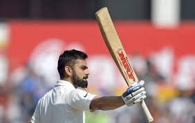 Kohli grabs the second position in Test rankings