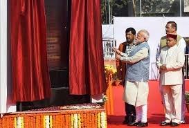 PM Modi inaugurates BR Ambedkar International Centre