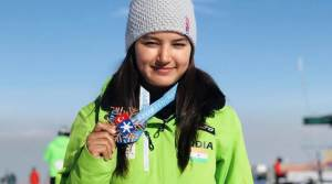 Anchal Thakur Bags Bronze India's 1st International Medal in Skiing