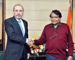 Bilateral Meeting between External Affairs Minister of India and Jordan Held in New Delhi