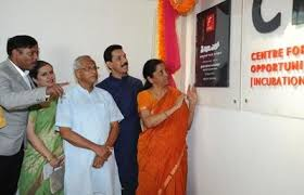 Nirmala Sitharaman Launches Start-up Incubation Centre in Mangalore