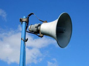 UP govt curbs unauthorised loudspeaker use at religious places