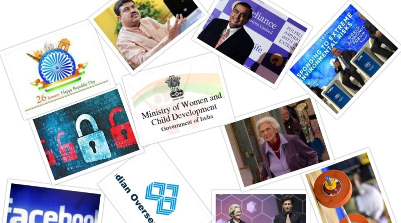 Current Affairs Today – January, 26th, 2018 | Latest News and Updates