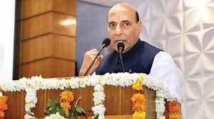 Rajnath Singh inaugurates first of its kind spoken Sanskrit centre