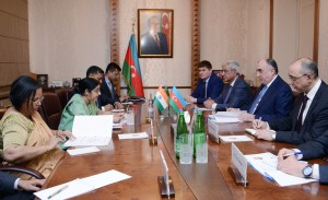 India and Azerbaijan Ink 2 Agreements