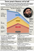 Islamic State finances