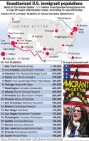 Unauthorised immigrant populations