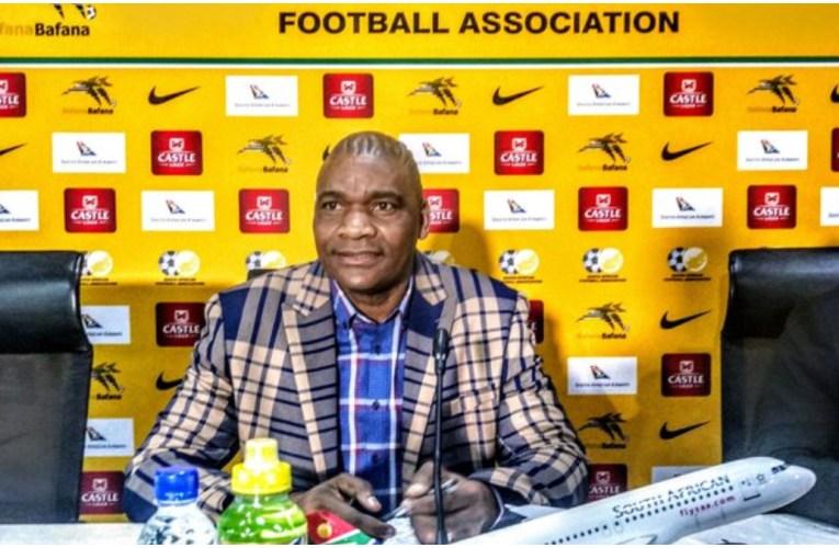 'Who's he?' Molefi Ntseki appointed Bafana coach but fans are unimpressed