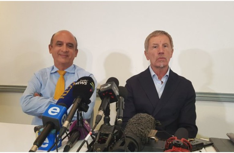 'Great news for days:' SA reacts to Stuart Baxter's resignation