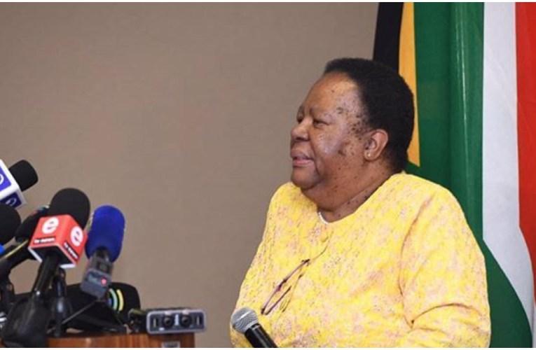 George Floyd: SA supports protesters' calls to address US 'inadequacies' – Pandor