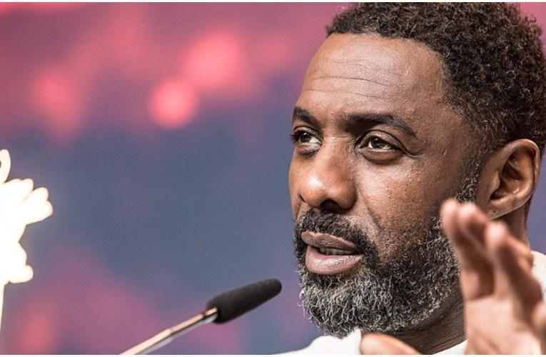 British actor Idris Elba says he has tested positive for coronavirus