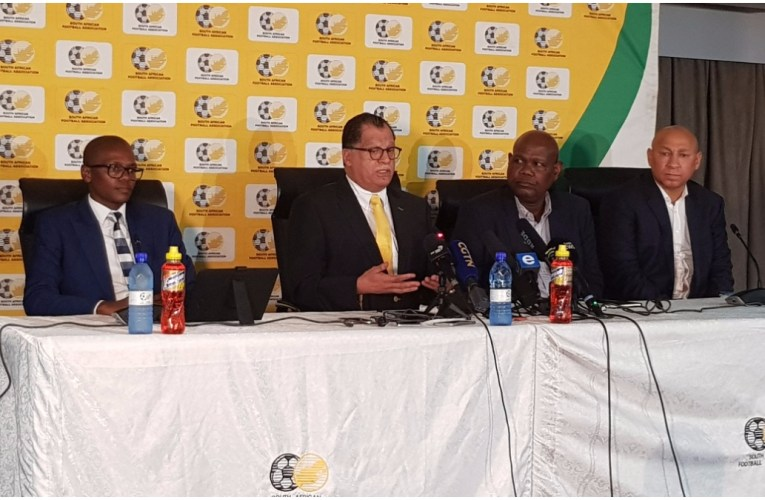 SAFA: Suspension of football is final, playing behind closed doors not a solution