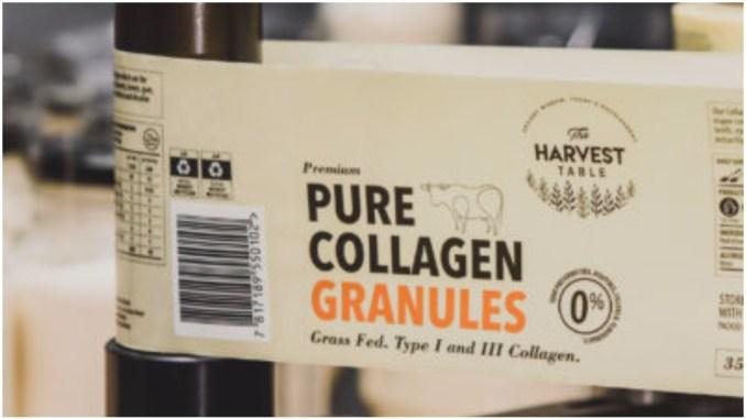 Collagen loading benefits