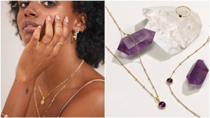 Galaxy & Co Mystic Gemstones and Naturalist collections