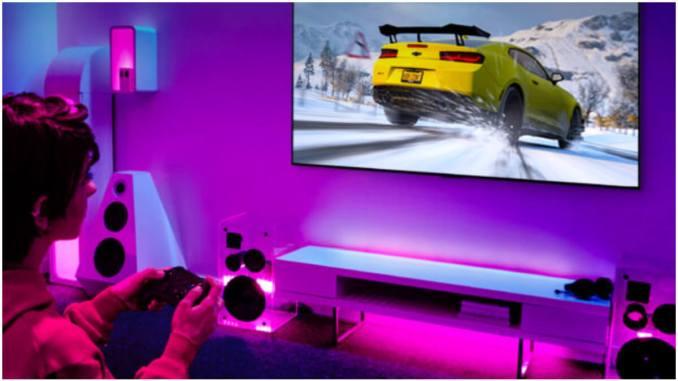 LG OLED TVs for gaming