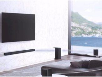 LG SN11 soundbar