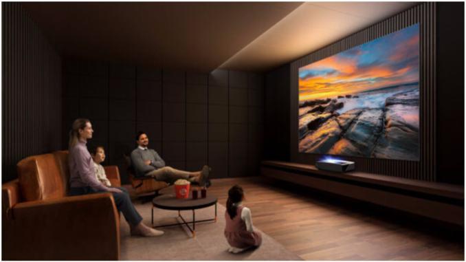 Hisense 120-inch 4K Smart Laser TV