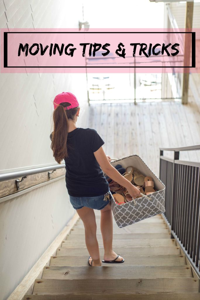 Moving Day | Moving Tips & Tricks