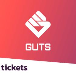 Guts tickets