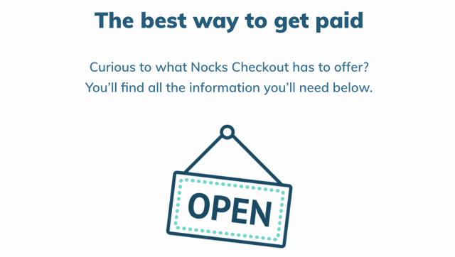 Nocks checkout