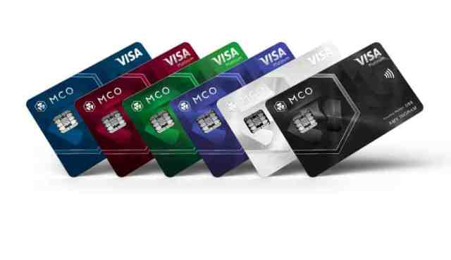 MCO cards