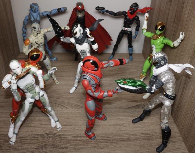 1000 toys glyos