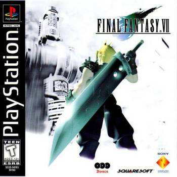 final fantasy vii box art