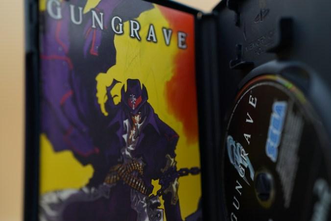 gun grave disk booklet instructions ps2 PlayStation