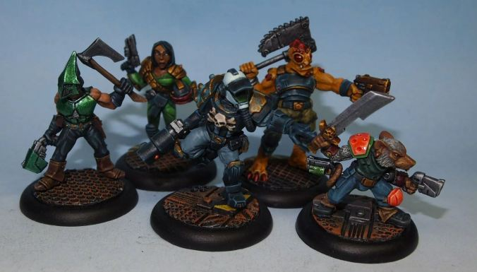 splace pirate stargrave painted mini miniatures gw rogue trader