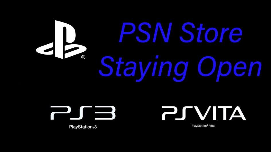 sony playstation store not closing ps3 playstation vita psp