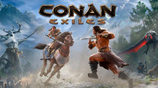 conan exiles video game xbox