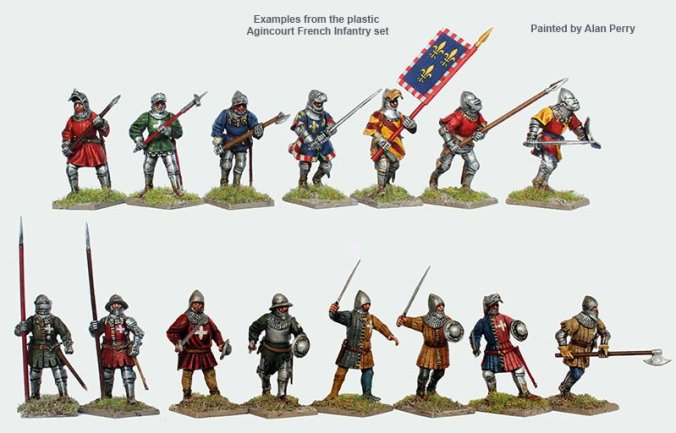 minis for frostgrave historic perry sprues