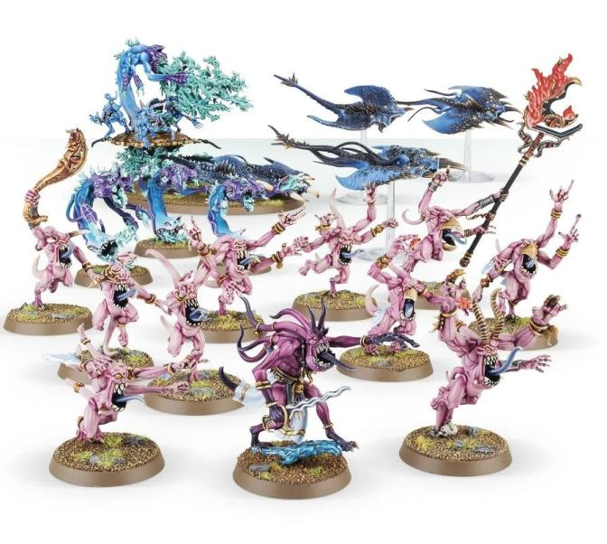 reign in hell demon miniatures box set minis painted buy