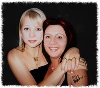 Annette and Alicia