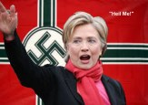 Of course! She's a Democratic Socialist very much like the National Socialist Workers Party.