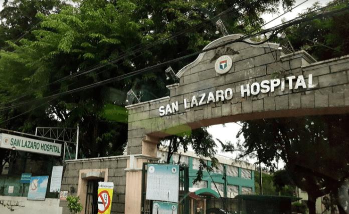 San Lazaro Hospital - Google Maps - Google Chrome 29-Mar-20 6_39_43 PM