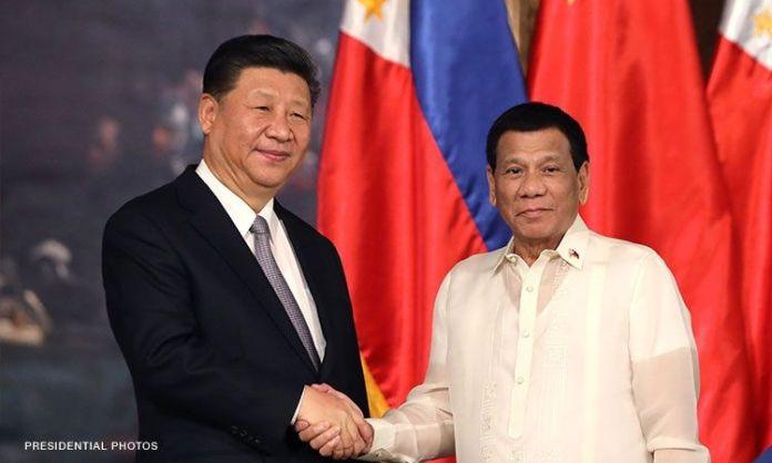 DuterteXiJinping