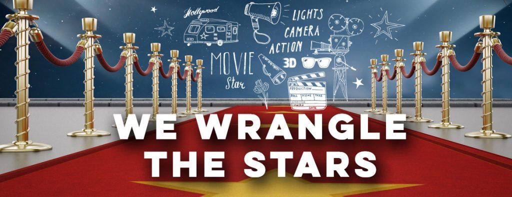 We wrangle the stars