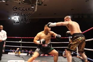 AJ Carter vs Paul Morris