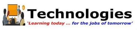 technologies front page