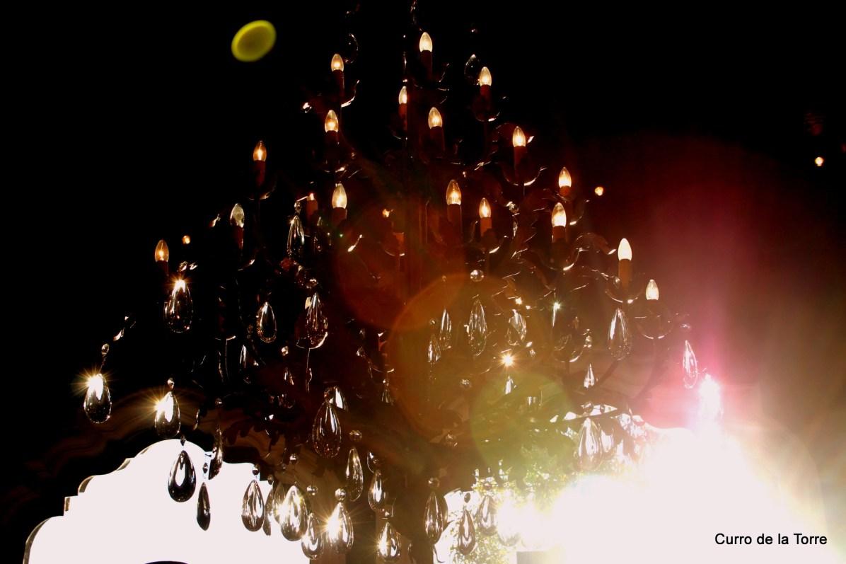 Lámpara Hotel Vista Real Guatemala Navidades 2103