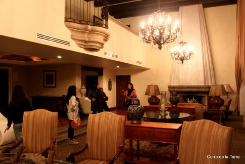 Salón Habitación Hotel Vista Real Guatemala Navidades 2103