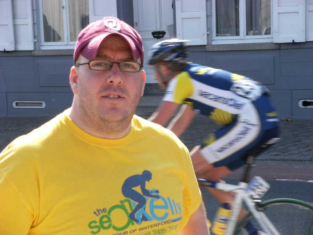 Tom Kenny in Flanders 2009