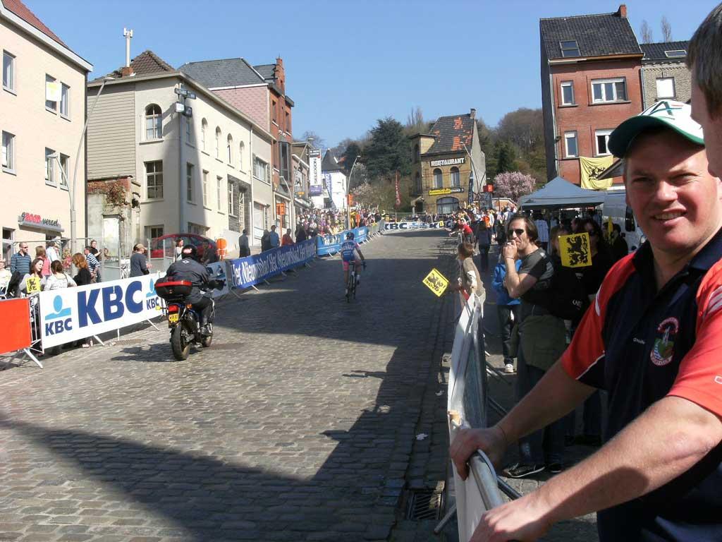 John Breen in Flanders 2009