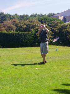 Curry Events Golf - Aurora Lodge Charity