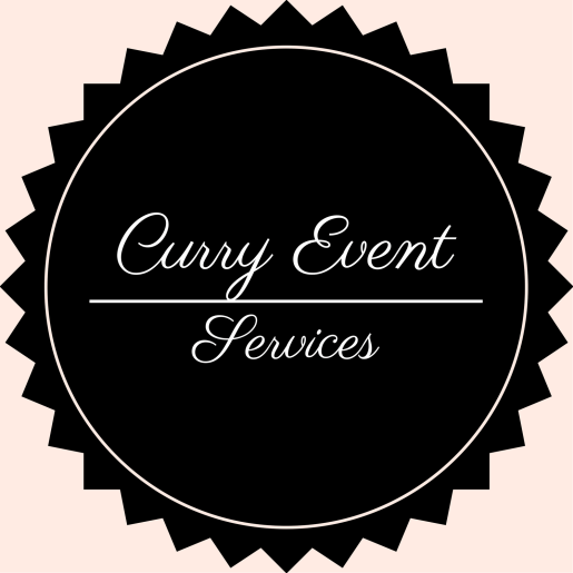 Pink Logo - Curry Event Services