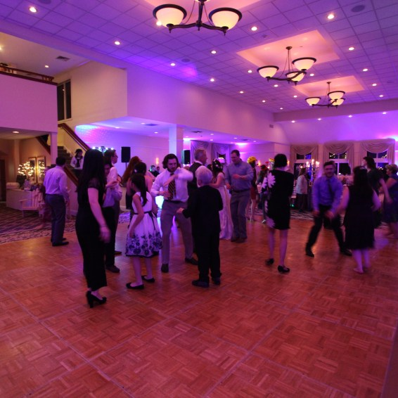 Uplighting by Curry Event Services - Atkinson Country Club, Atkinson, NH