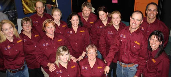 2009 Curry Merry Muster Committee