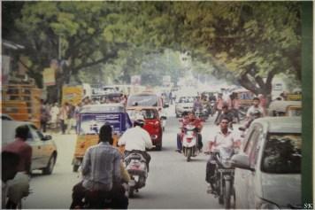 Road scenes