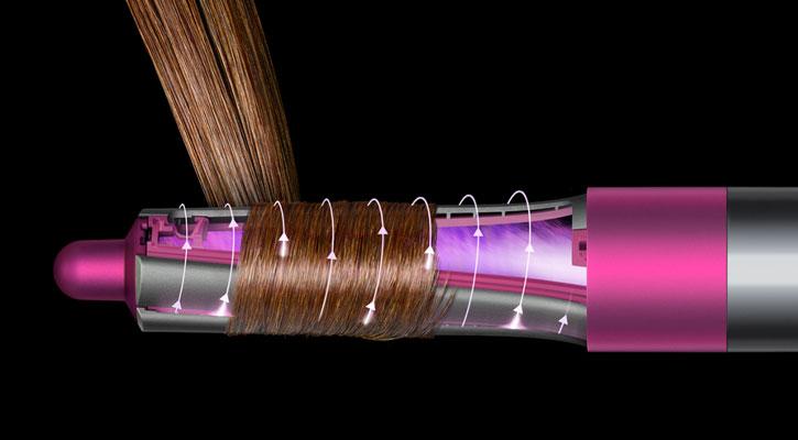 Dyson Airwrap Hair Curler Currys